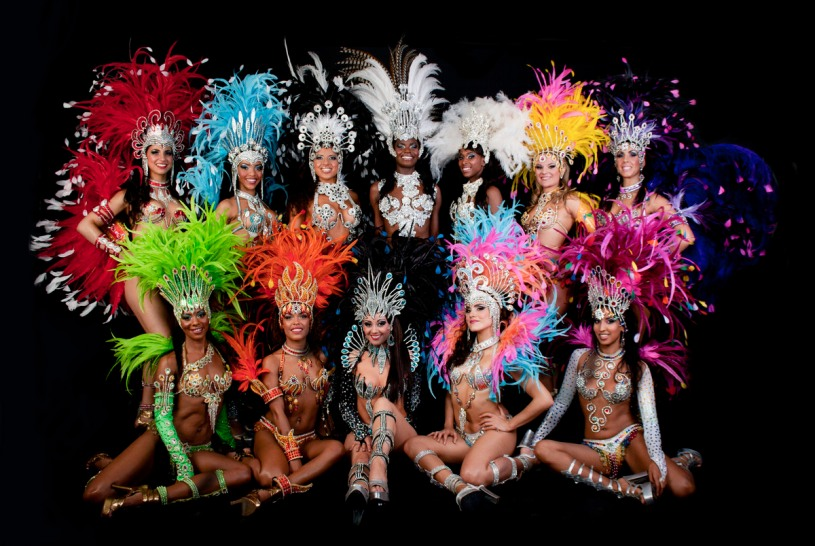 Ideas For Planning Rio & Carnival Themed Events – JULIA CHARLES