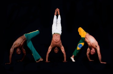 mardi gras dance troupe and brazilian marital arts dancers for hire.