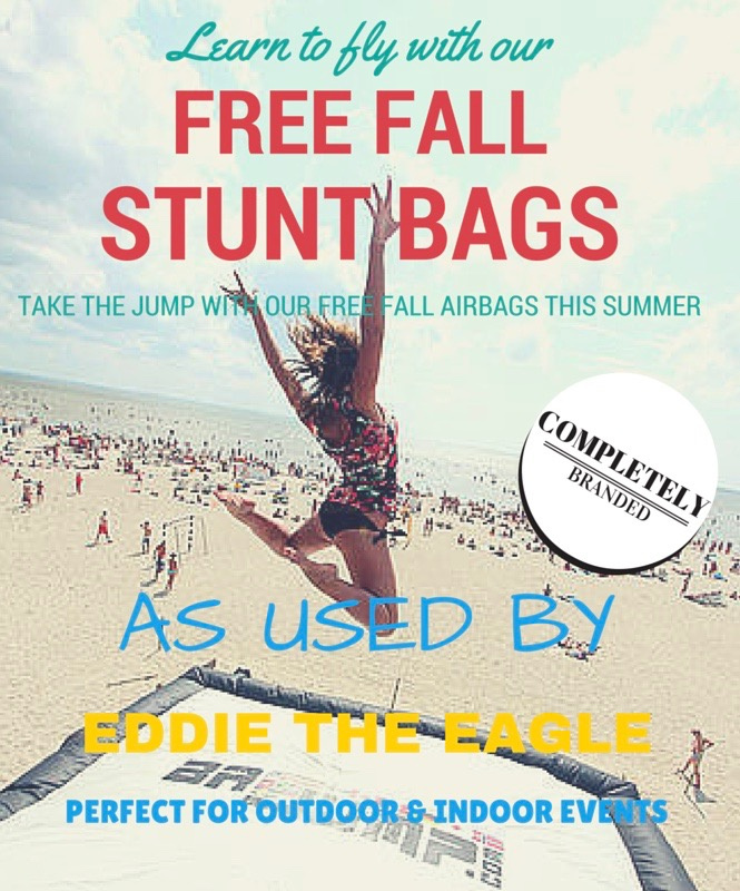 FREEFALL STUNT BAGS